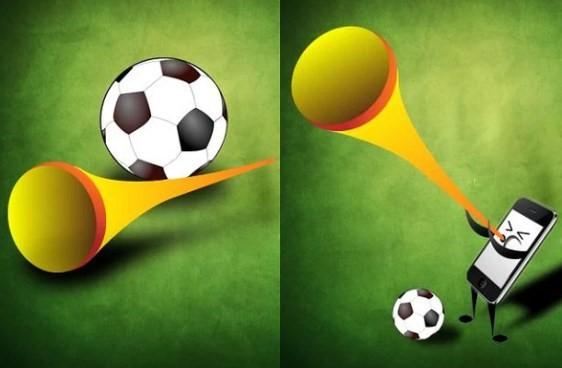 Vuvuzela World Cup Horn plus画面イメージ