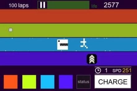 Super Color Runner画面イメージ